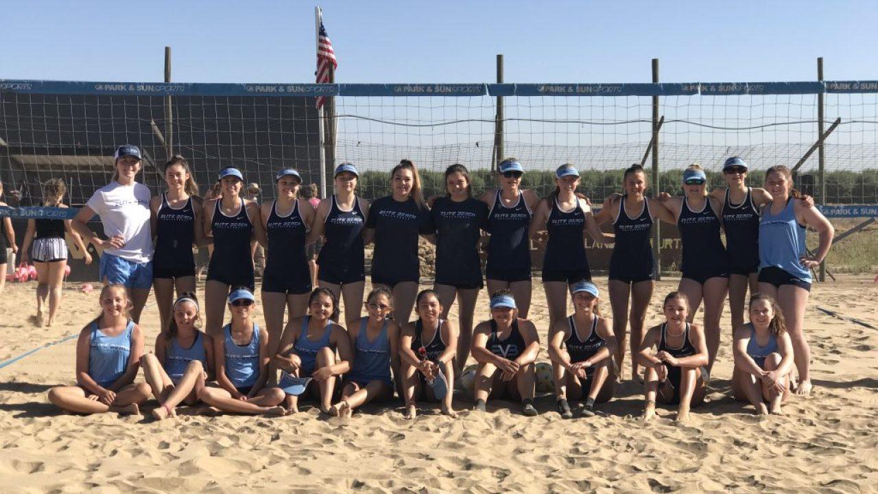 Growing Sport Of Beach Volleyball Reaches Clovis Clovis Roundup