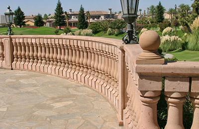 Precast Concrete Elements  Fresno  Pillars Mouldings Finials