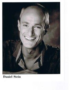 Daniel Stein Headshot