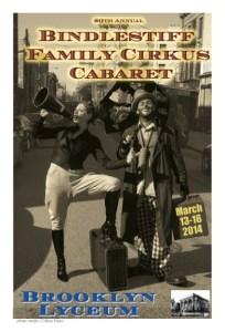 20nth Anniversary Bindlestiff Cabaret