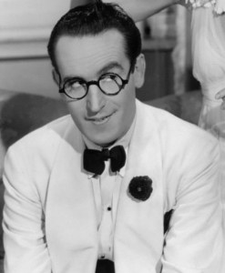 Harold Lloyd in the 1936 film The Milky Way