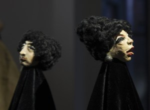 Robert Anton puppets