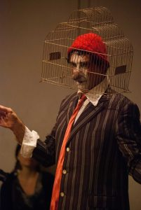 Ricardo Puccetti is a proposed artist at the Edinburgh Clown Festival