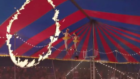 A Life In the Circus is a Good Choice, but Halos Nectarines doesn't know it.