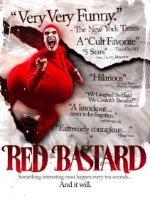 Red Bastard Poster