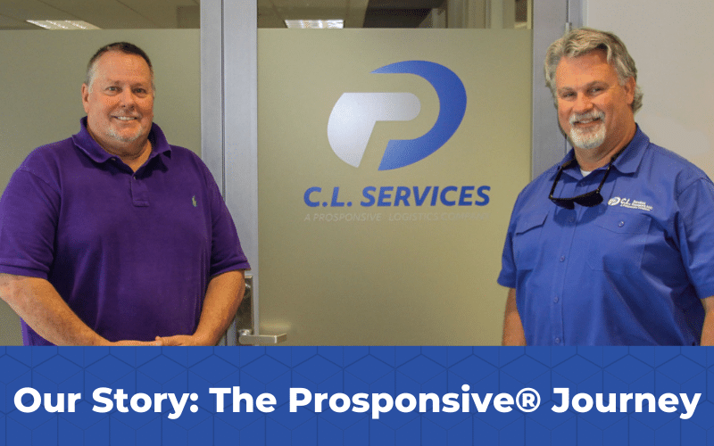 Our Story: The Prosponsive® Journey