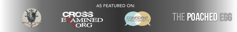 apologetics materials featured on
