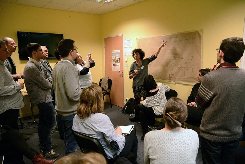 PA#3 Impulser une dynamique de groupe pour faciliter la prise de décision
