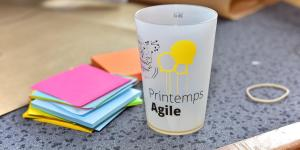 Gobelet Printemps Agile 2017