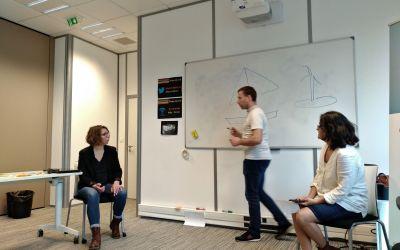 MardiMeetUp du 07/05/2019 – Théâtre Forum : L'agilité ça ne marche pas ! Ok, mais pourquoi ?