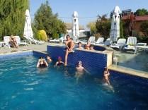 La piscina, o binemeritata relaxare