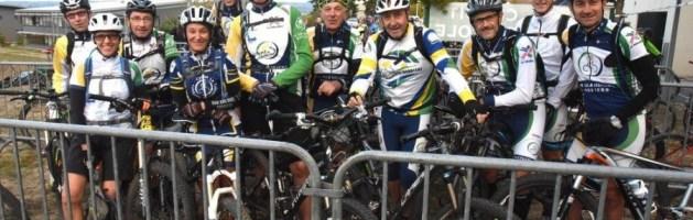 Le CTS présent à la Ronde Monistrolienne