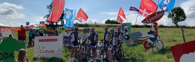 Le CTS en ouverture du Tour de France