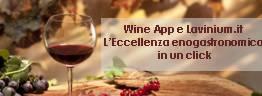 wine app lavinium.it - eccellenza gastronomica in un click