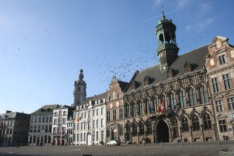 Ville de Mons © Wikicommons
