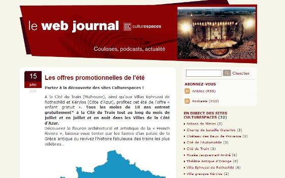 culturespaces-web-journal