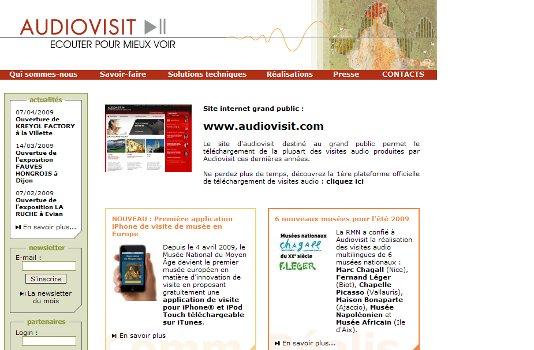 audiovisit-web