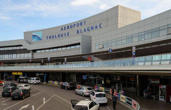 Aéroport de Toulouse - Blagnac © Wikicommons