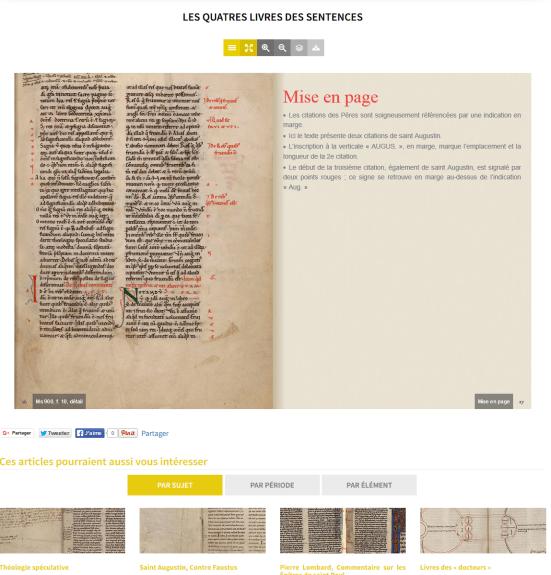FireShot Screen Capture #674 - 'Les quatres Livres des Sentences -