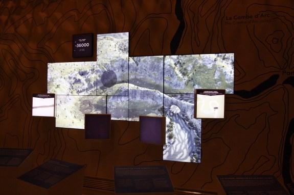 La Galerie de l'Aurignacien second pôle culturel du site de la Caverne du Pont d'Arc © Sycpa (2)