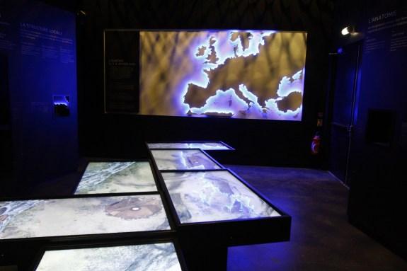 La Galerie de l'Aurignacien second pôle culturel du site de la Caverne du Pont d'Arc © Sycpa (3)