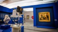 Louvre lens robot 2