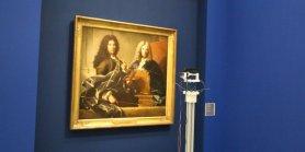 Louvre lens robot 3