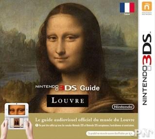 Louvre nintendo ds cover
