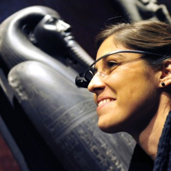 Musée egyptien turin googleglass4lis2