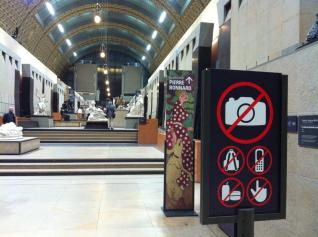 Orsay photo interdite expo bonnard avril 2015