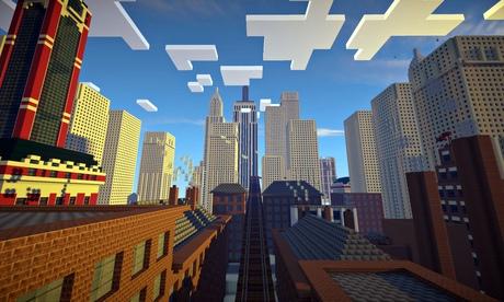 Tate Minecraft scheme