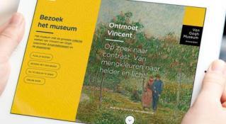 Van Gogh_Museum_website tablet