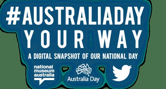 australia day museum banner