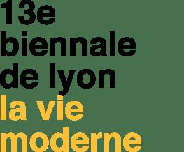 biennale lyon 2015 banner