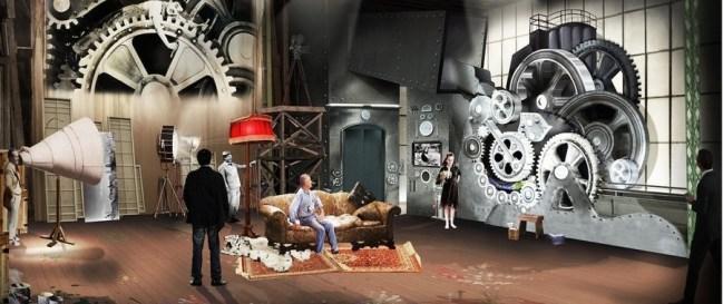 (c) Chaplin's World