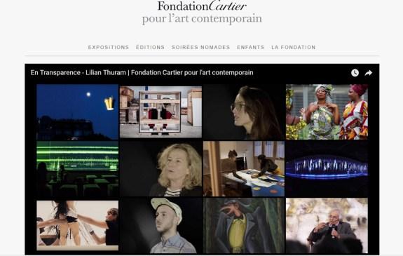 fondation cartier en transparence 2