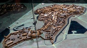 krakow museum map