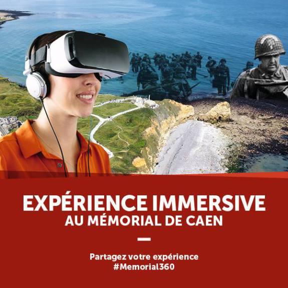 memorial de caen visite virtuelle banner 2