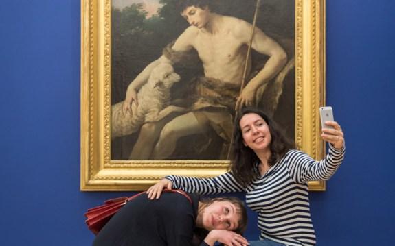 musée art nantes selfie_au_musee_2