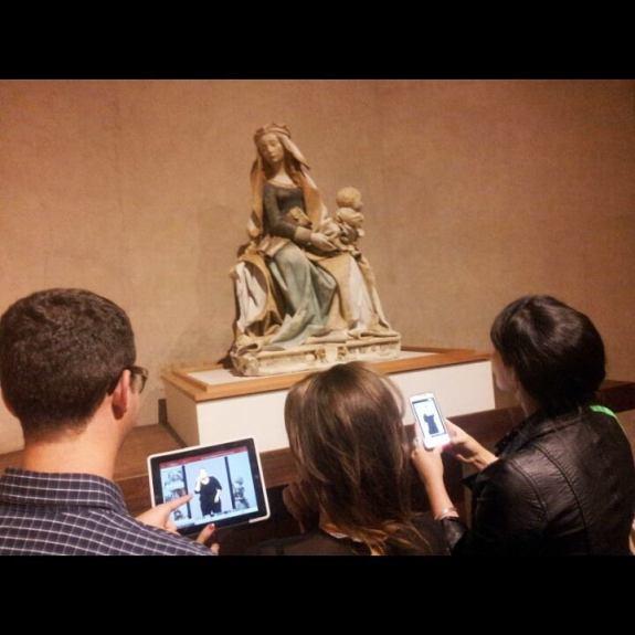 musée des augustins toulouse appli visiteurs