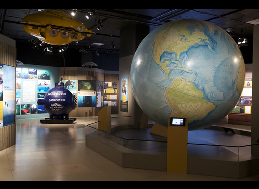 national geographic expo new age