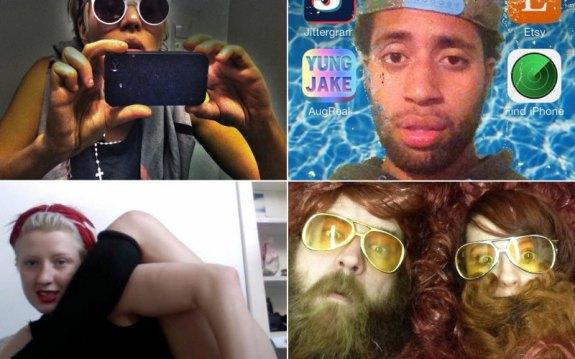 national selfie portrait gallery london