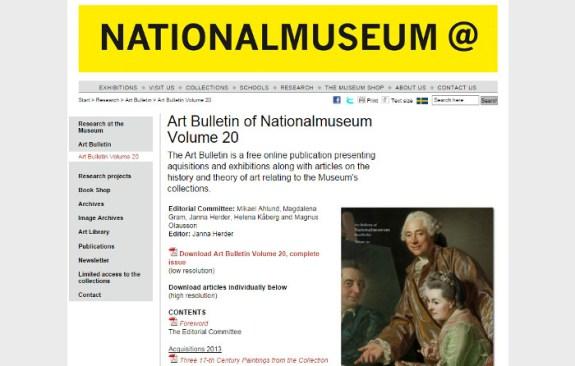 nationalmuseum sweden mag