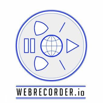rhizome webrecorder logo
