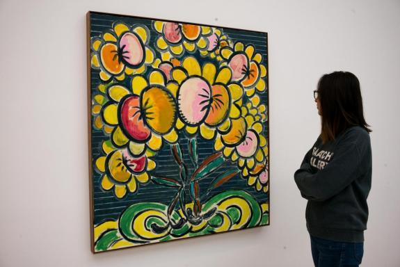 saatchi gallery oeuvre