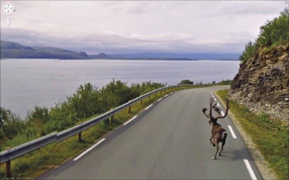 Jon Rafman. Rv888, Finnmark, Norway – Google View (2010). Estimate: $3,500-4,500 © Christie's Images Limited 2017
