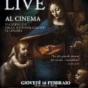 seventh art leonardo film poster