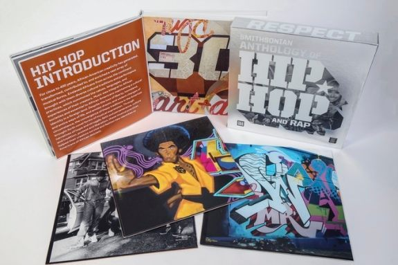 smithsonian kickstarter anthology rap 3
