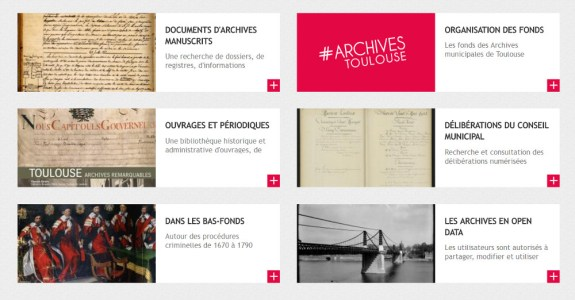 toulouse archives open 2