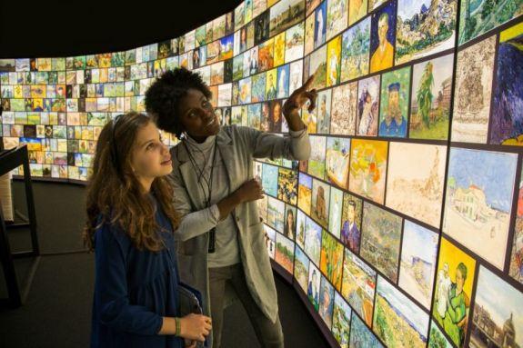 van gogh museum expo chine 5